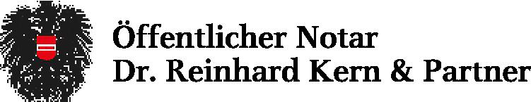 Öffentlicher Notar Kern & Partner Logo
